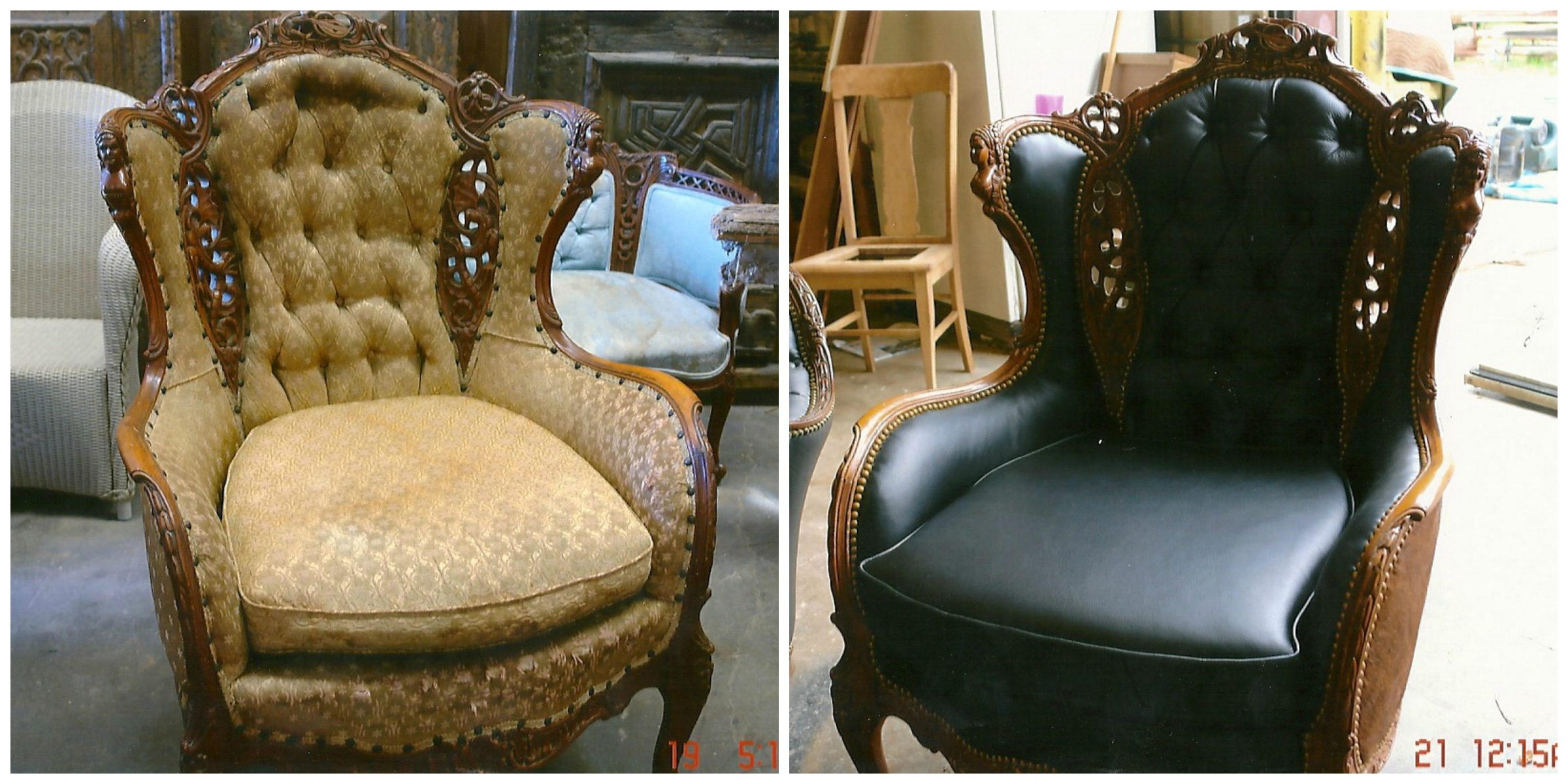 Furniture Refinishing Furniture Repair Antique Restoration Upholstery