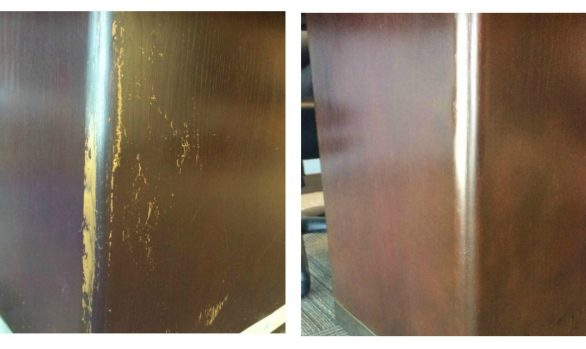 Office Wood Furniture Touch Up In Fort Worth TX | Wood Touch Up Fort Worth