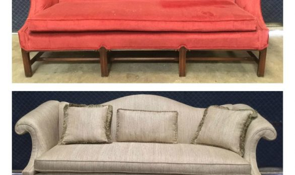 Sofa Upholstery In Fort Worth TX | Sofa Reupholstery In DFW