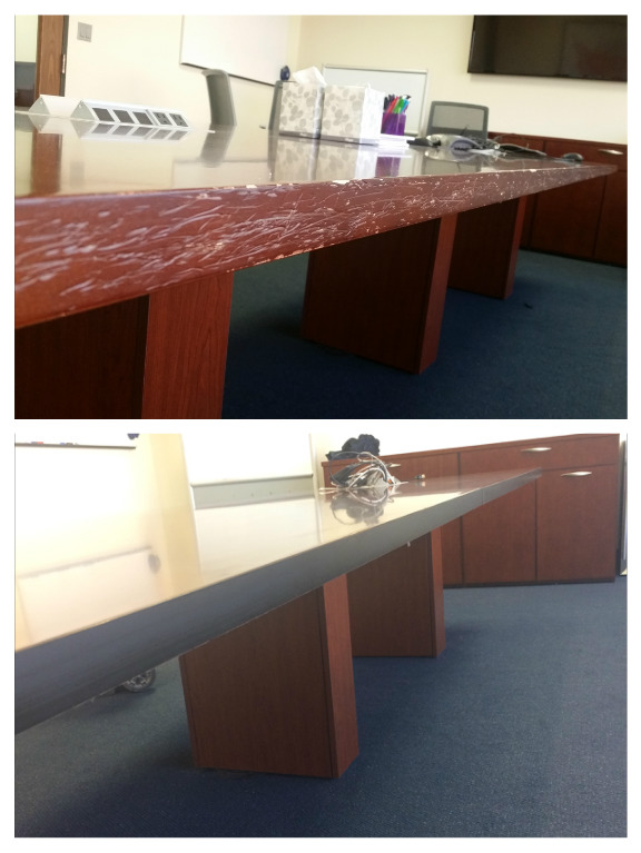 Office Furniture Refinishing In Fort Worth | Conference Table Refinishing  In Fort Worth TX