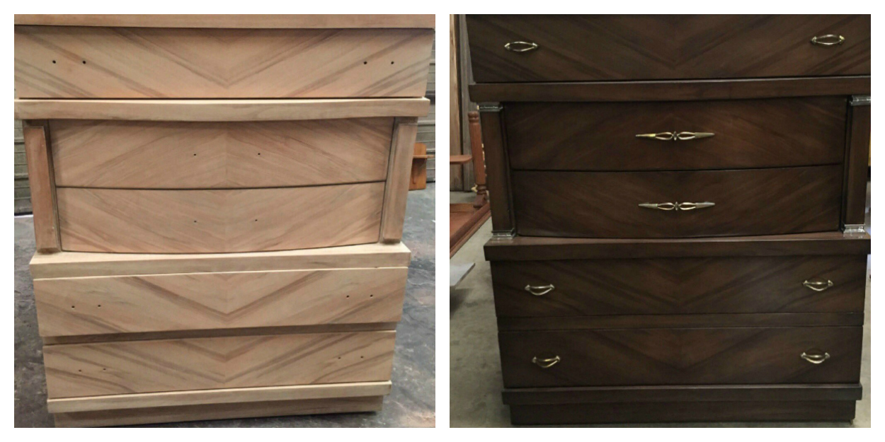 Furniture Refinishing In Southlake TX | Dresser Refinishined In Southlake