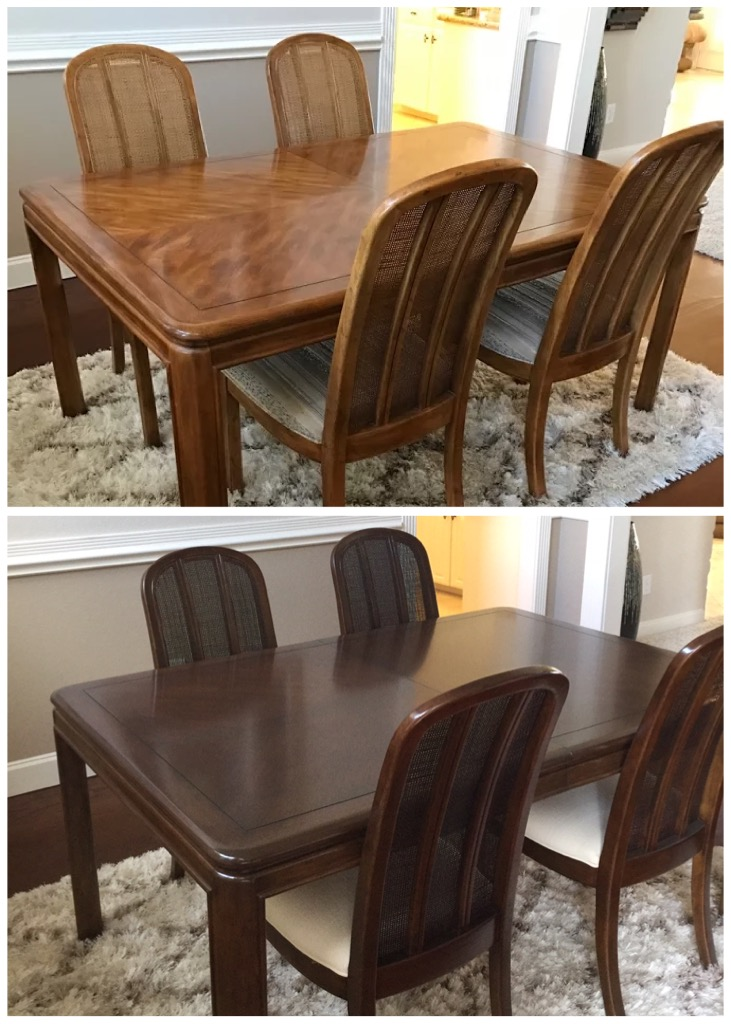 Table Refinishing Fort Worth TX | Furniture Refinishing In Fort Worth